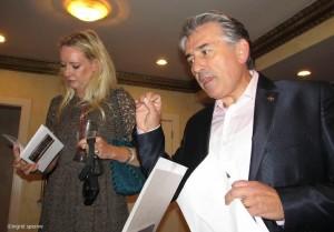 Lorenzo Sacrpone e Dorothy Torresi