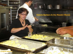 DIVA Valentina Barbero Cooking with teh Monzus