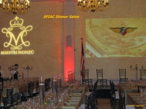 Napoli che canta e Incanta with the Monzu a dinner for the People and the Elites